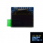 0.96-inch OLED Modules / Blue & Yellow Color Display - Deep Blue