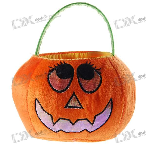 Halloween Tubby Pumpkin Doll (Large)