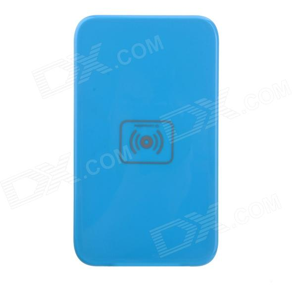 QI X5 Mobile Wireless Charger - Blue