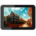 "PIPO S6 7.9"" IPS Android 4.2.2 firekjerners Tablet PC med 1GB RAM, 8GB ROM, TF, Wi-Fi, HDMI, OTG - svart"