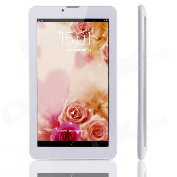 JXD P3000s 7 TFT Dual Core Android 4.2 3G Phone Tablet PC w/ 512MB RAM, 4GB ROM, Bluetooth, GPS, FM