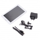"JXD P3000s 7"" TFT tokjerners Android 4.2 3G telefon Tablet PC med 512MB RAM, 4GB ROM, Bluetooth, GPS, FM"