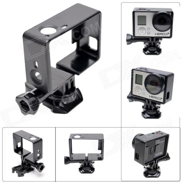 Fat Cat M-RF Universal Advanced 360 Degree Rotary Frame Mount  for Gopro Hero 4/3+ / 3 - Black  цены