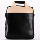 "KALAIDENG Tao Series Fashion Multfunction Portable PU Shoulder Bag for 10.1"" Tablet - Black"