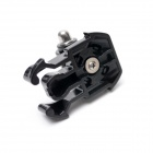 Universal 360 Degree Rotary Fast Assembling Mount Buckle for Gopro Hero 4/3+/3/2/1/SJ4000