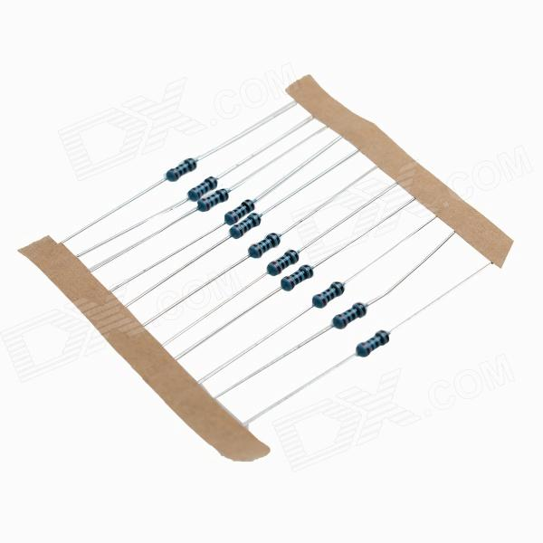 1/4W Resistance Aluminum Film Resistors - Multicolored (1400 PCS)