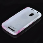 Heart Pattern Protective TPU Case for HTC Desire 500