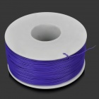 DIY 0.5mm Heat Resistant Guid Line Wire for Cellphone / Tablet PC / Laptop / TV PCBA - Purple (250m)