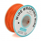 DIY 0.5mm Heat Resistant Guid Line Wire for Cellphone / Tablet PC / Laptop / TV PCBA - Orange (250m)