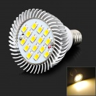 lexing LX-SD-060 E14 6W 400lm 3500K 15-5730 SMD LED Warm White Light Spotlight (AC 220~240V)