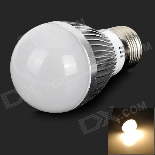 LeXing LX-QP-18 E27 6W 470lm 3500K 15-SMD 5730 LED Warm White Dimming Bulb (220~240V) lexing lx qp 20 e14 6w 470lm 3500k 15 5730 smd led warm white light dimmable lamp ac 220 240v