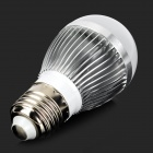 LeXing LX-QP-18 E27 6W 470lm 3500K 15-SMD 5730 LED Warm White Dimming Bulb (220~240V)