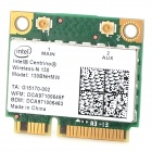 Intel 130BNHMW 150Mbps Wireless Bluetooth Network Card - Green + Multicolored