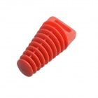 AYA-180 Motorcycle Washing Muffler Protection Waterproof Exhaust Pipe Plug - Red