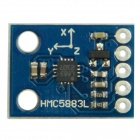 Produino 3-Axismagnetic Field Sensor Electronic Compass Module IIC Communication Protocol