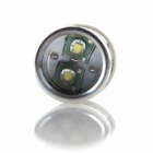 HJ-012 H11 16W 720lm 12-SMD 5630 LED + 2-LED White Light Car Foglight / Farol (12 ~ 24V)