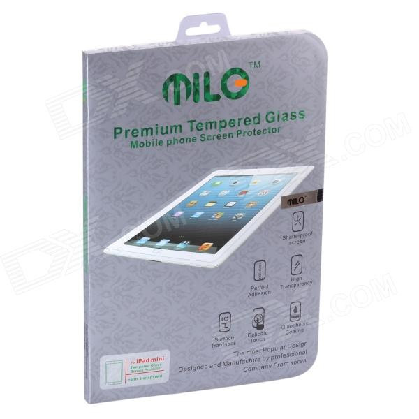 MILO New Edition Third Generation High Quality Premium Tempered Glass Screen Protector for IPAD MINI