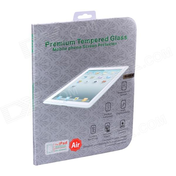 MILO New Edition Third Generation High Quality Premium Tempered Glass Screen Protector for IPAD AIR