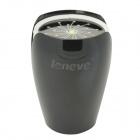 Leneve Tulip Style 7800mAh Multifunctional Mobile Power Source Supply for IPHONE + More - Black
