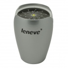 Leneve Tulip Style 7800mAh Multifunctional Mobile Power Source Supply for IPHONE + More - Silver