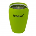 Leneve Tulip Style 7800mAh Multifunctional Mobile Power Source Supply for IPHONE + More - Green