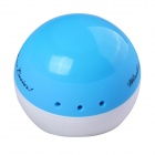 HW2014 New Edition Qi Standard Mobile Wireless Power Charger - Blue + White