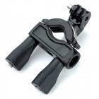 U-shaped Bicycle Bracket Holder for GoPro Hero 2 / 3 / 3+ / SJ4000 - Black