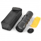 16*40MM High Definition LLL Monocular Telescope - Black