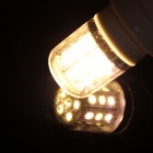 LED G9 3W 240lm 27-SMD 5050 LED Hot White Light Corn Bulb avec couvercle (AC 220 ~ 240V)