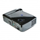 EJIALE HD 1080P LCD Home Theater Projector w/ HDMI, USB, VGA - Black