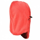 DG DG0774 Outdoor Cycling Warm Fleeces Hat / Face Cover for Women - Rufous