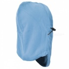 DG DG0774 Outdoor Cycling Warm Fleece Hat / Face Cover for Women - Light Blue