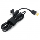 AC Power Adapter Charger Cable DC Repair Cord for Lenovo - Black