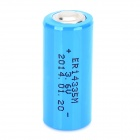 Disposable ER14335M 3.6V Li-ion Battery - Blue