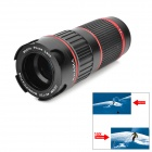 4~12X Magnification Zooming Adjustable Cell Phone Telescope Lens Set for Samsung Galaxy Note 3