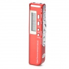 "Thchi YMX-R37 1.3""  Newest Rechargeable Digital Voice Recorder - Red (8GB)"