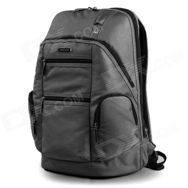 Kingsons KS3046W mochila de nylon de 15,6'' Tablet PC - Gris