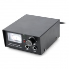 200W Variable Tattoo Power Supply - Black (AC 220V)