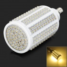 FengYang 015 E14 13W 360lm 3000K 263-LED Warm White Light Bulb - White (220V)