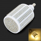 FengYang 015 E14 15W 450lm 3000K 330-LED Warm White Light Bulb - White (220V)