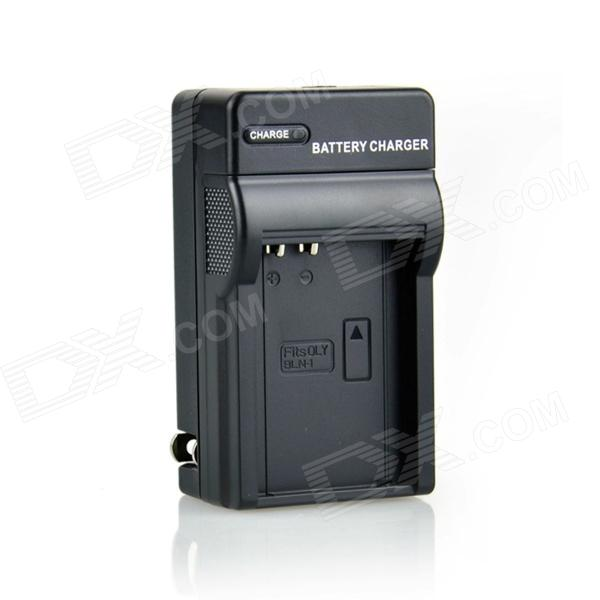 DSTE BLN-1 Battery Charger for Olympus OM-D E-P5 / E-M1 / E-M5 SLR - Black (US Plug / 100~240V)