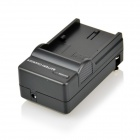 DSTE LP-E6 Battery Charger for Canon 5D mark ii iii EOS 60D 7D 6D 70D 60Da - Black (US Plugss)