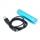 "IKKI ""3300mAh"" External Mobile Power w/ Data Charging Cable for Sony L39h / M36h / HTC ONE M7 + More"