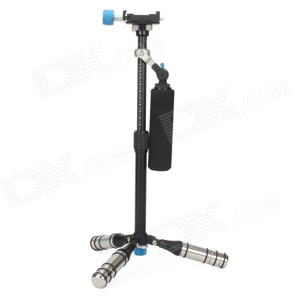 DSL-05 Handheld Foldable Stabilizer for DSLR - Black + Silver