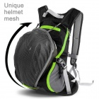 Naturehike DKBB15 Outdoor Bicycle Nylon Backpack - Black (15L)