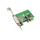 IOCREST MM-PCE9901-1P MCS9901CV Chipset Industrial PCI-Express To Parallel Print Expansion Card