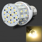 Fengyangdengshi 019 E27 7W 400lm 3000K Warm White 44-LED Light Bulb - White (AC 85~265V)