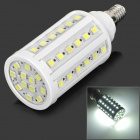 fengyangdengshi 017 E14 10W 300lm 6500K 60-5050 SMD LED White Light Maize Lamp (AC 220V)