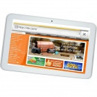 "AMPE A92 9"" Android 4.2.2 Dual Core Phone Tablet PC w/ 512MB RAM, 8GB ROM - White"