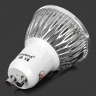 ZHISHUNJIA GU10 3W 180lm 3200K Warm White Light LED Bulb (85~265V)